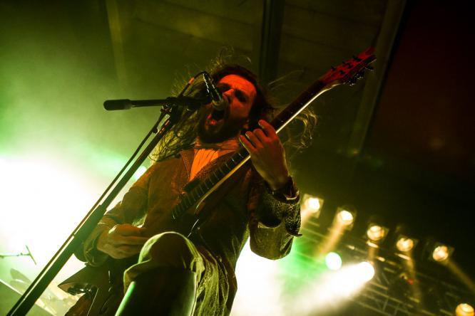 Fleshgod Apocalypse - Live @ Live Music Hall, Köln