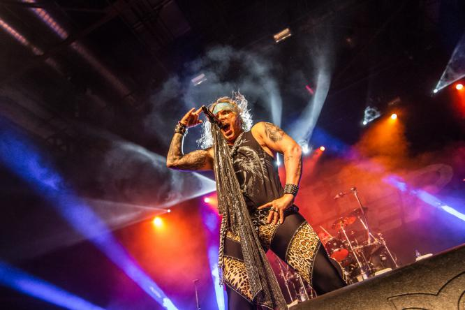 Steel Panther - Live @ Palladium, Cologne