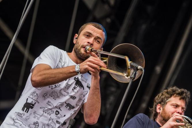 LaBrassBanda - Live @ Southside Festival 2015