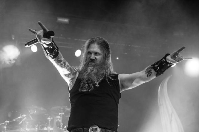 Amon Amarth - Live @ Palladium, Cologne