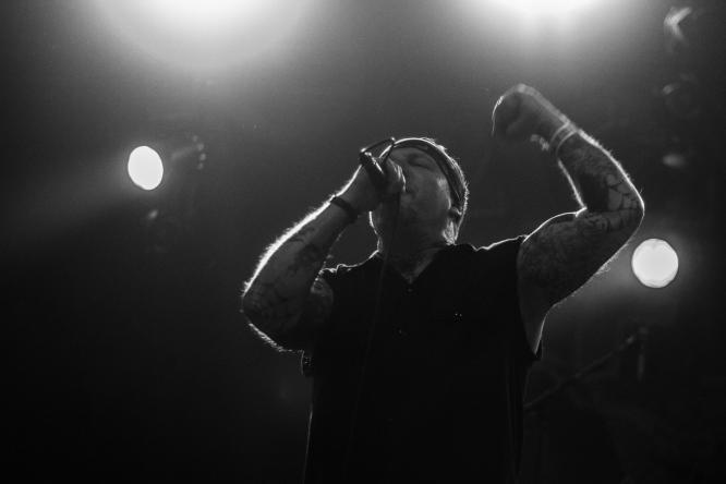 Agnostic Front - Live @ Groezrock Festival 2015