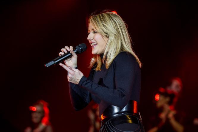Ellie Goulding - Live @ König-Pilsener-Arena, Oberhausen