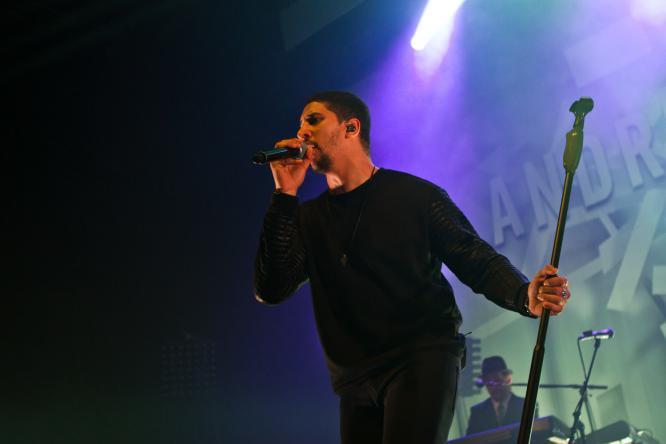 Andreas Bourani - Live @ E-Werk, Köln