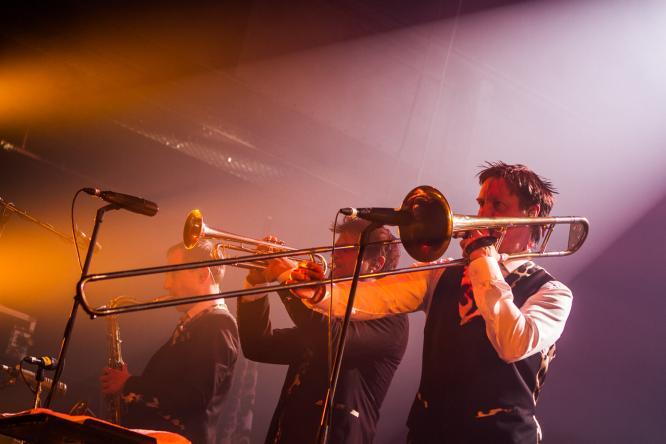 Jan Delay & Disko No. 1 - Live @ Palladium, Köln