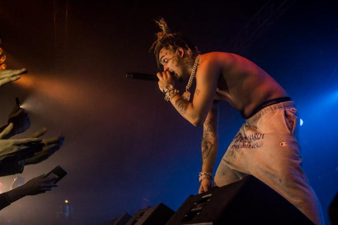 Lil Pump - Live @ Live Music Hall, Köln
