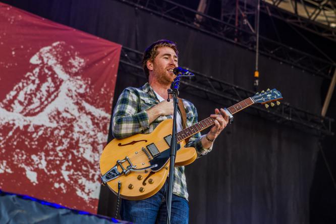 Jamie Lawson - Live @ Southside Festival 2016