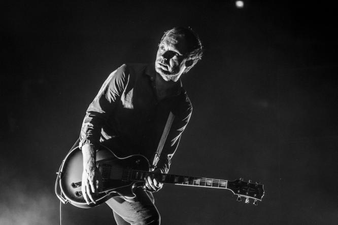 Refused - Live @ Westfalenhallen, Dortmund
