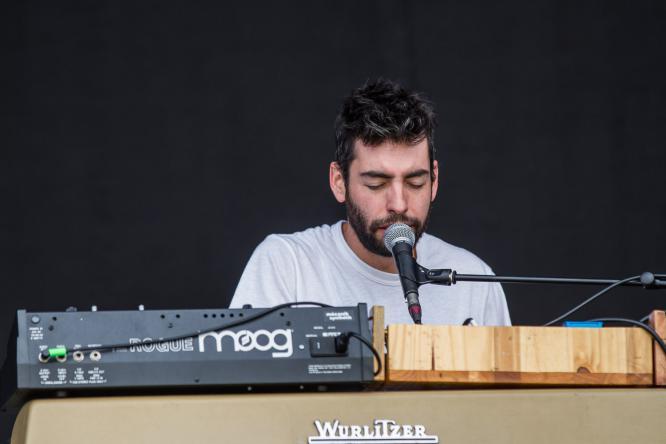 Leif Vollebekk - Live @ Southside Festival 2017