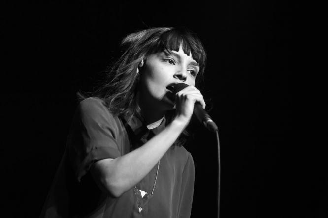 Chvrches - Live @ Southside Festival 2014