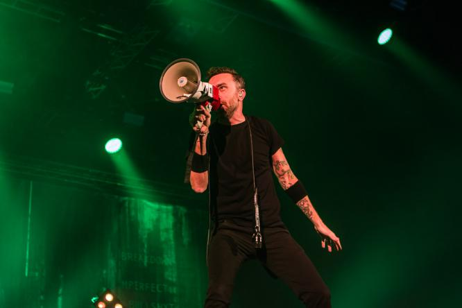 Rise Against - Live @ Mitsubishi Electric Halle, Düsseldorf