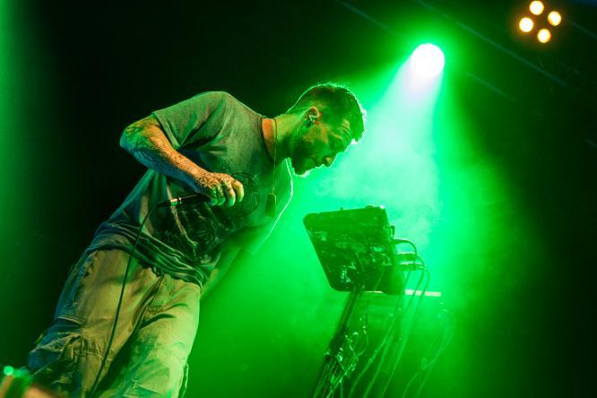 Dub FX - Live @ Southside Festival 2015