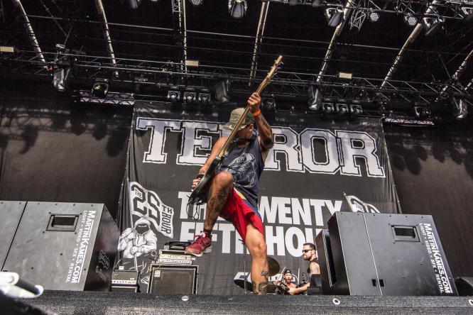 Terror - Live @ Reload Festival 2017