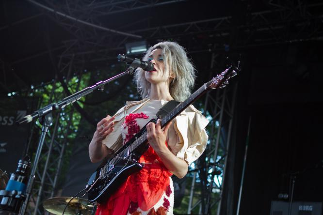 St. Vincent - Live @ Open Air am Tanzbrunnen, Cologne