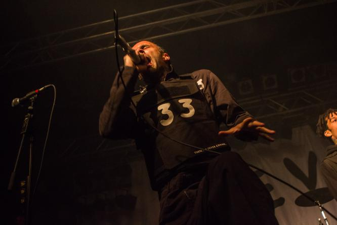 Fever 333 - Live @ Live Music Hall, Köln