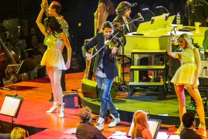 David Garrett - Live @ LANXESS Arena, Köln