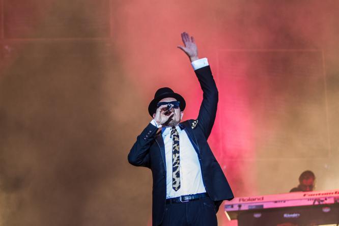 Jan Delay & Disko No. 1 - Live @ Southside Festival 2015