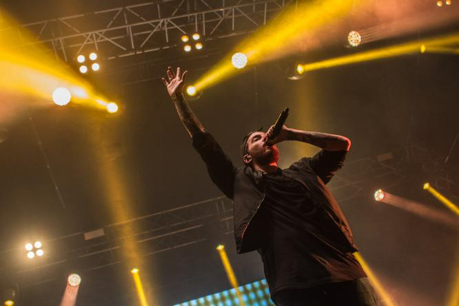 Casper - Live @ Southside Festival 2015