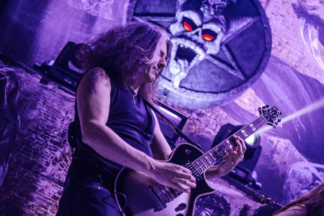 Testament - Live @ Forest National, Brüssel