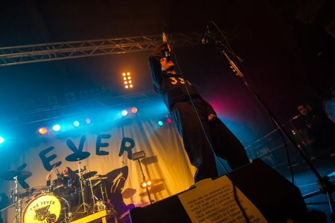 Fever 333 - Live @ Live Music Hall, Cologne