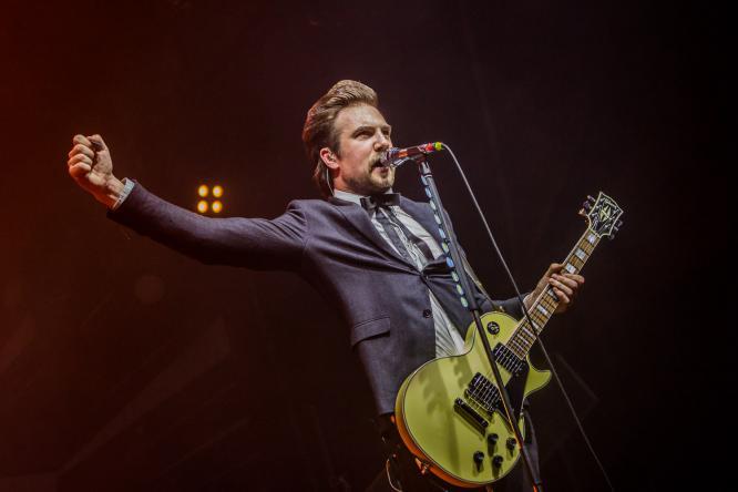 Royal Republic - Live @ Palladium, Cologne