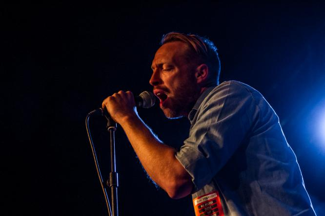 Brian Deady - Live @ Live Music Hall, Köln
