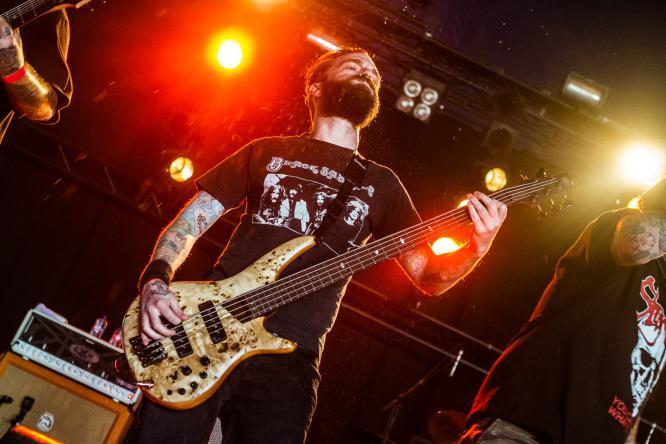 The Acacia Strain - Live @ Groezrock Festival 2015