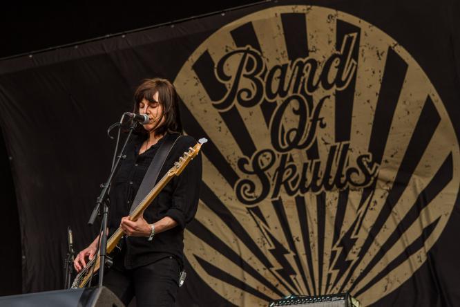 Band Of Skulls - Live @ Southside Festival 2015