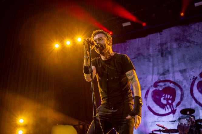 Rise Against - Live @ Westfalenhallen, Dortmund