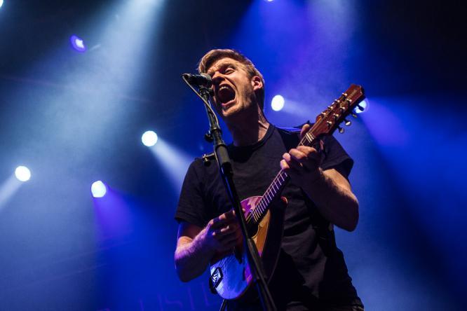 Skinny Lister - Live @ Palladium, Cologne