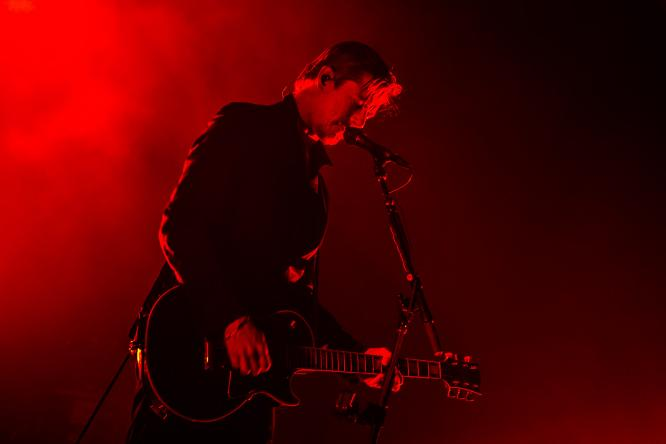 Interpol - Live @ Palladium, Köln