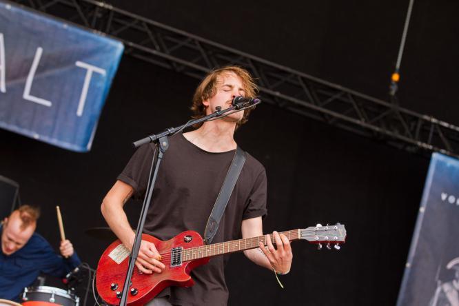 Heisskalt - Live @ Southside Festival 2014