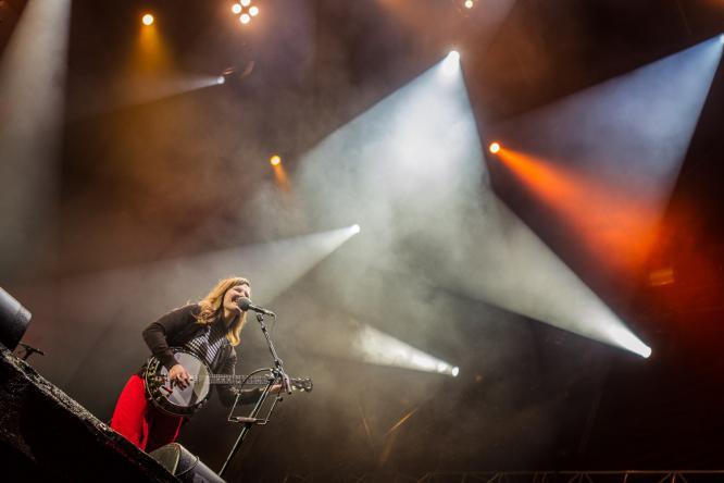 Katzenjammer - Live @ Southside Festival 2015