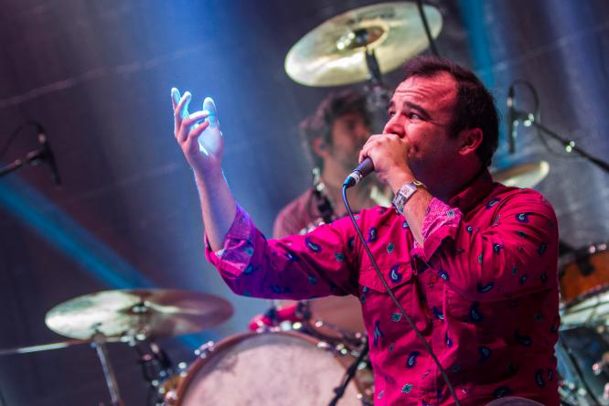 Future Islands - Live @ Southside Festival 2015