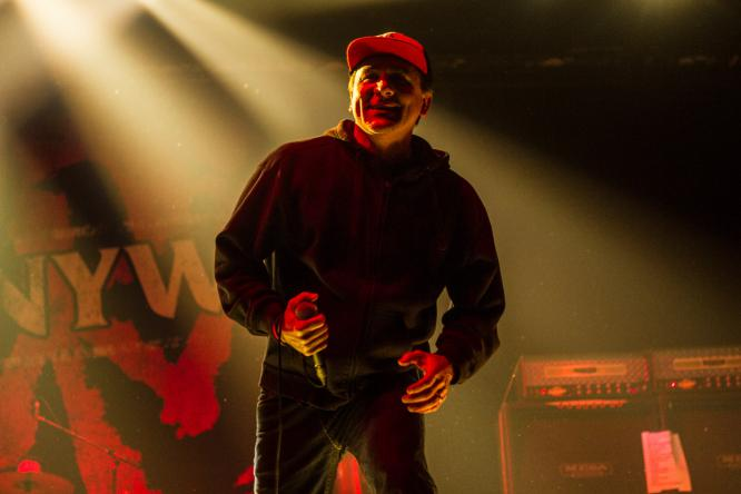 Pennywise - Live @ Groezrock Festival 2015