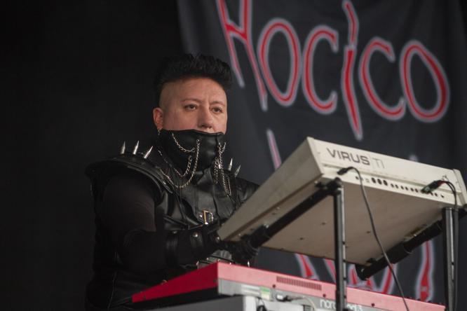 Hocico - Live @ Amphi Festival 2017