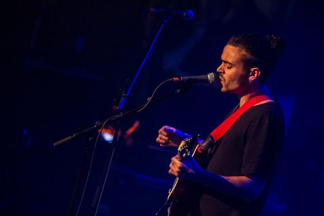 Alex Vargas - Live @ Bürgerhaus Stollwerck, Cologne
