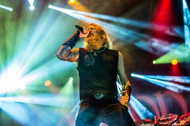 Amon Amarth - Live @ Reload Festival 2017