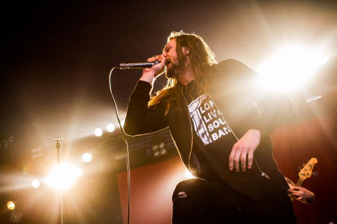 While She Sleeps - Live @ Groezrock Festival 2015