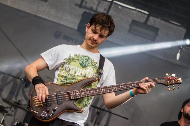 Breakdown Of Sanity - Live @ Mair1 Open Air Festival 2015