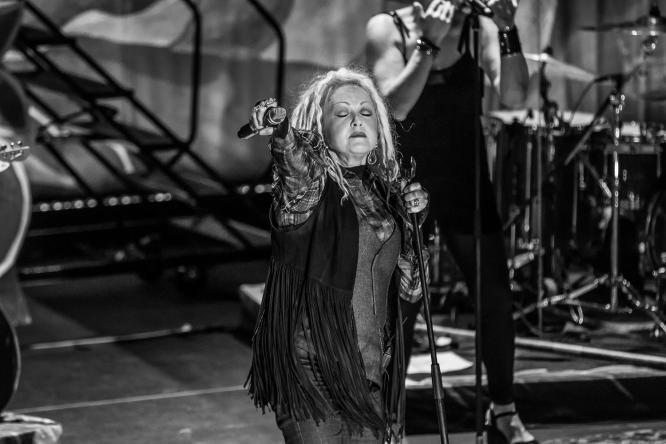 Cyndi Lauper - Live @ E-Werk, Cologne
