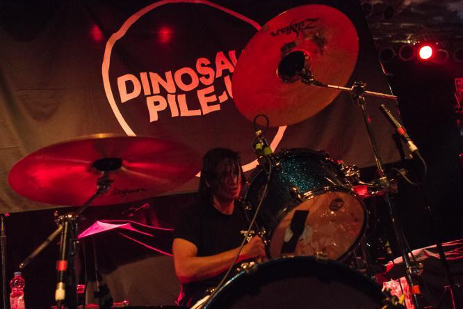 Dinosaur Pile-Up - Live @ Essigfabrik, Köln