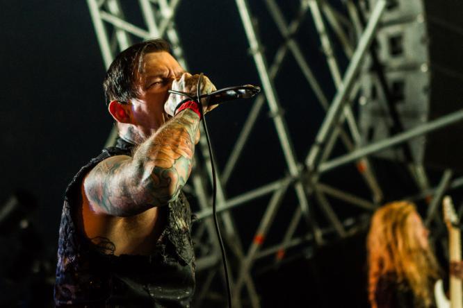 Carnifex - Live @ Groezrock Festival 2015