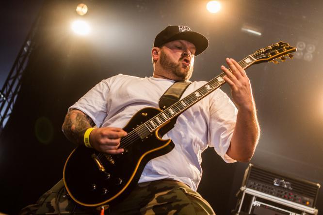 Nasty - Live @ Groezrock Festival 2015