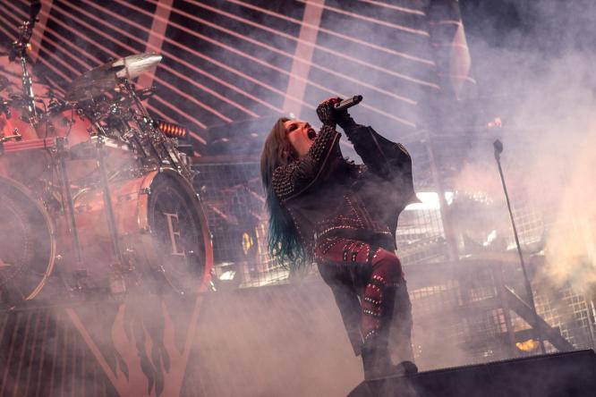 Arch Enemy - Live @ König-Pilsener-Arena, Oberhausen
