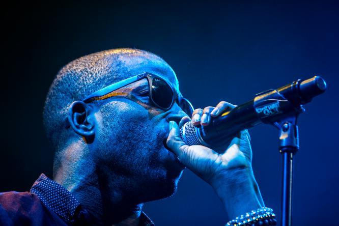 Trombone Shorty & Orleans Avenue - Live @ LANXESS Arena, Cologne
