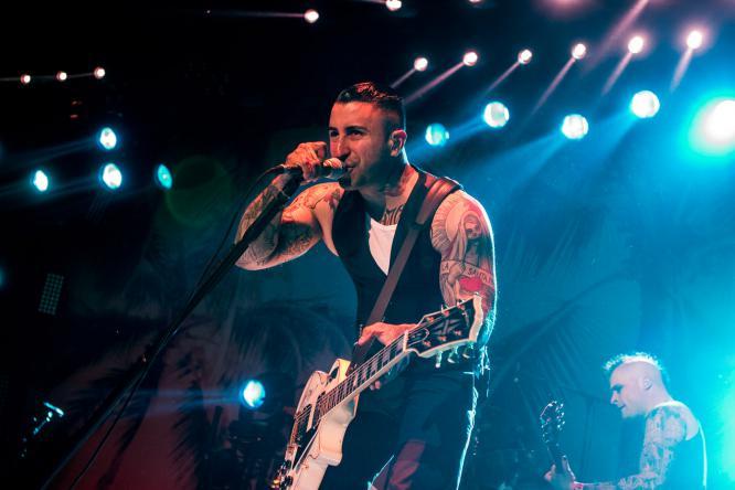 Broilers - Live @ Groezrock Festival 2015