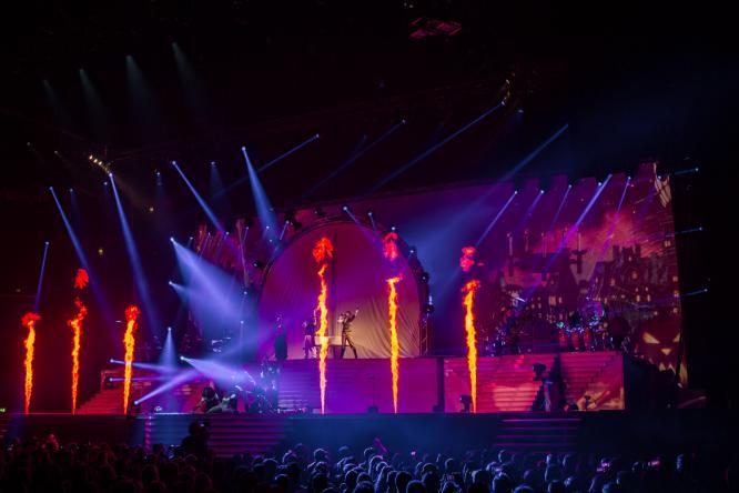 DJ BoBo - Live @ LANXESS Arena, Köln