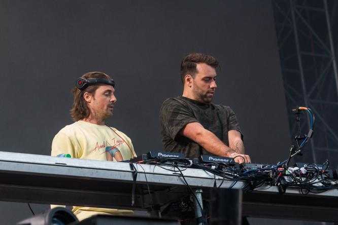 Axwell Λ Ingrosso - Live @ Southside Festival 2017