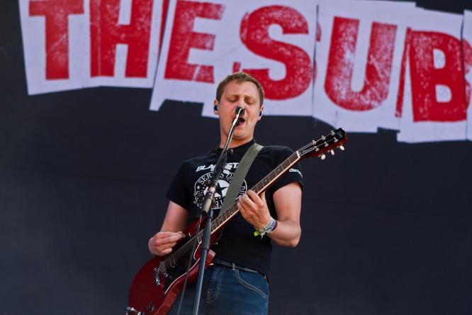 The Subways - Live @ Southside Festival 2014