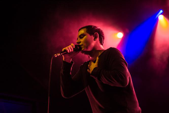 The Twilight Sad - Live @ Palladium, Cologne